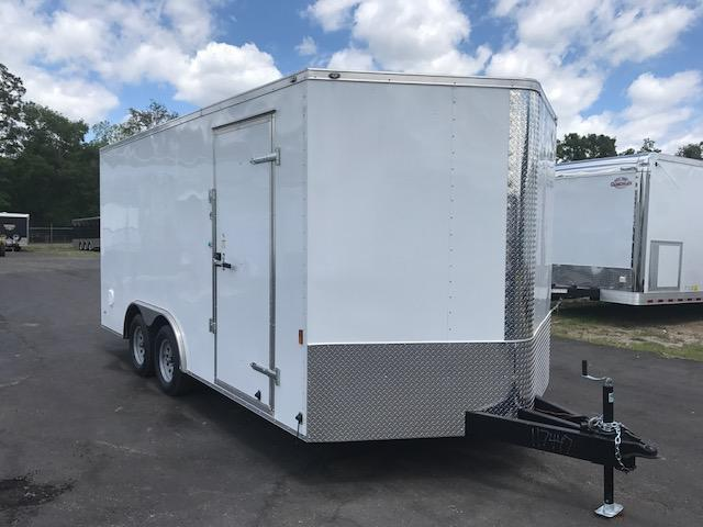 2018Continental Cargo 8.5 x 16 Sunshine Cargo / Enclosed Trailer