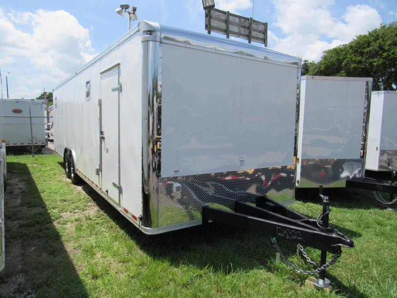 2018 Continental Cargo 8.5x28 RT Car / Racing Trailer