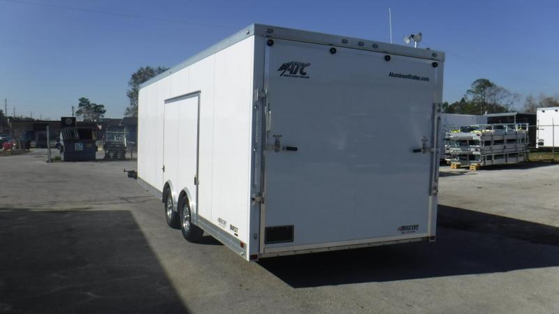 2019  24' Quest 205 Premium Escape Door Car Trailer By ATC