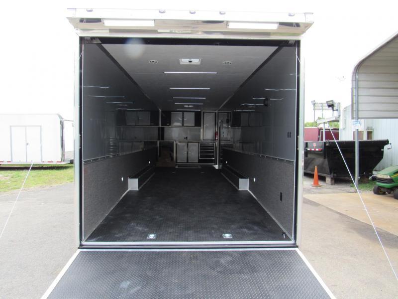 2020  32ft Spread Eliminator Race Trailer LOADED by Cargo Mate