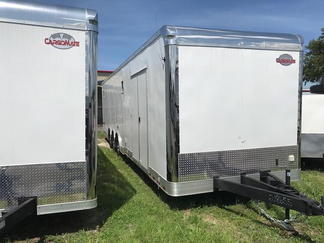 2018 34' Spread Axle Cargo Mate Eliminator