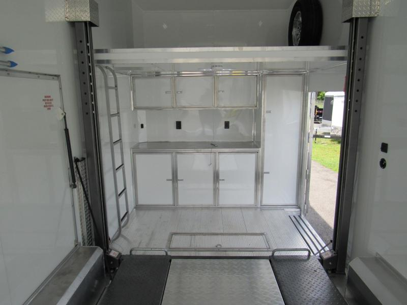 2019 2019 26' All Aluminum Stacker  by Sundowner Trailers