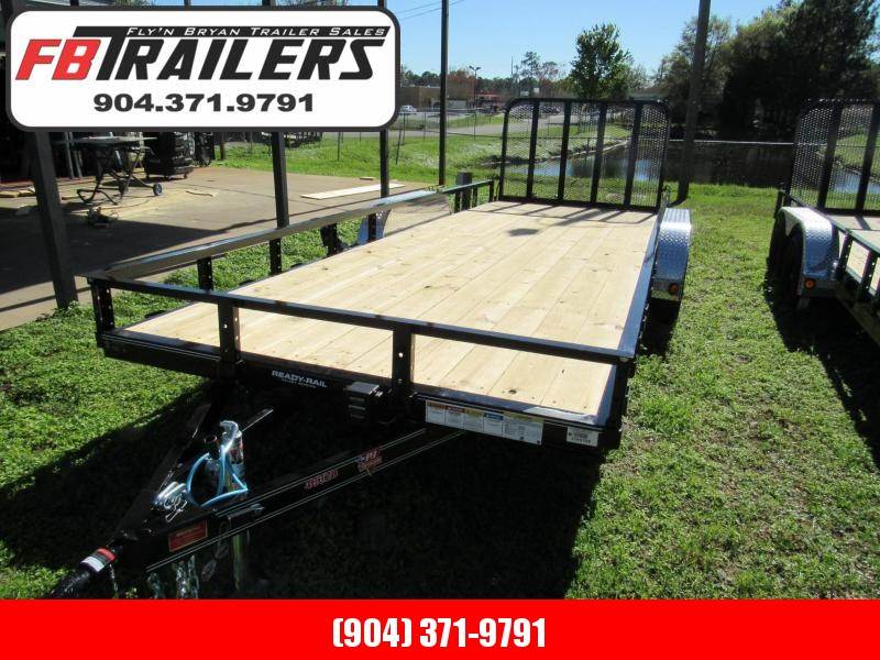 2019 PJ Trailers 20ft Utility Trailer