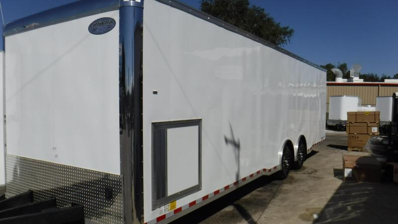 2018 Continental Cargo RTS Car / Racing Trailer