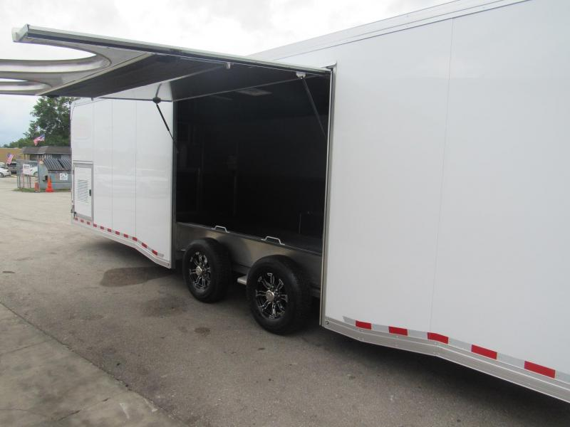 2020 Sundowner Trailers 28ft with Premier Escape Door Car / Racing Trailer