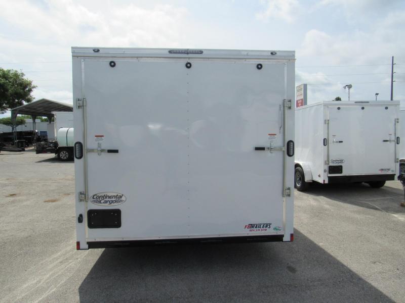 2020 Continental Cargo 20ft Enclosed Cargo Trailer