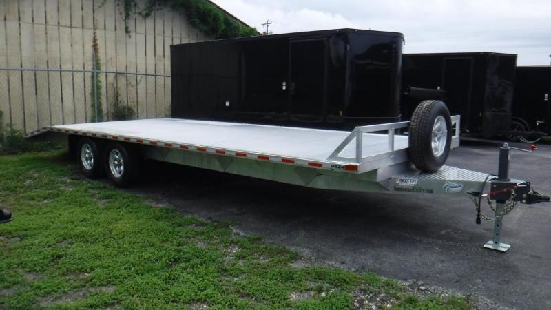 2019 Sundowner Trailers 9624MPBP Car / Racing Trailer