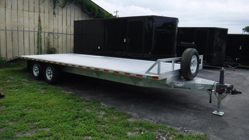 2019 Sundowner Trailers 9624MPBP Open Car / Racing Trailer