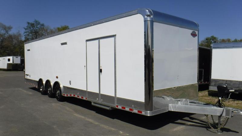 2018 34'  Aluminum Frame Spread Axle Cargo Mate Eliminator