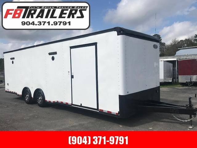 2019 28'  RT PLUS Car / Racing Trailer by Continental Cargo