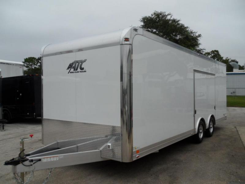 2016 24' 205 Quest Race Trailer by ATC