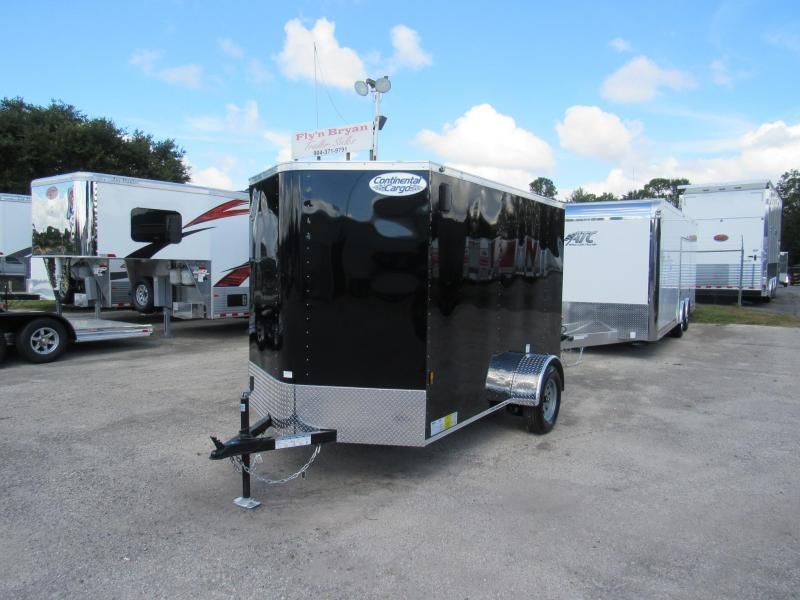 2019 Continental Cargo 6x10 Enclosed Cargo Trailer