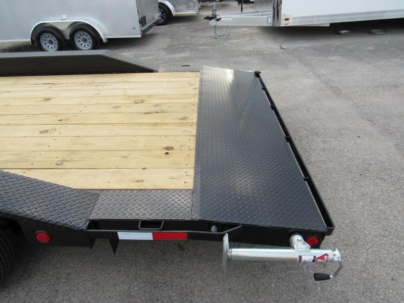 2019 PJ Trailers 20 ft Buggy Hauler Equipment Trailer