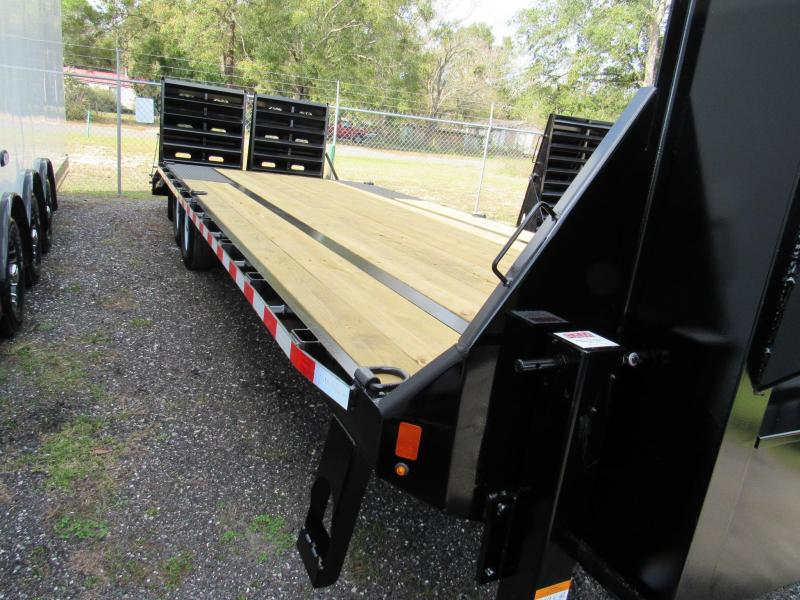 2019 Sure-Trac 20 Plus 5 Equipment Trailer
