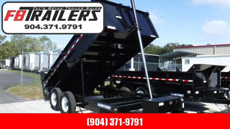 "2019 83""x14 Telescopic Dump Trailer by Sure Trac"
