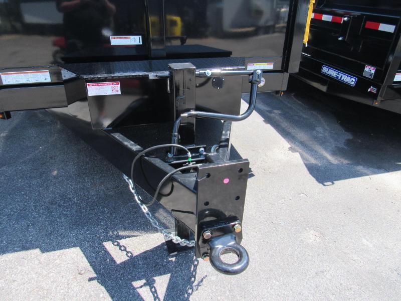 2019 HD Sure-Trac 82x16 Dump Trailer 8000# Axles