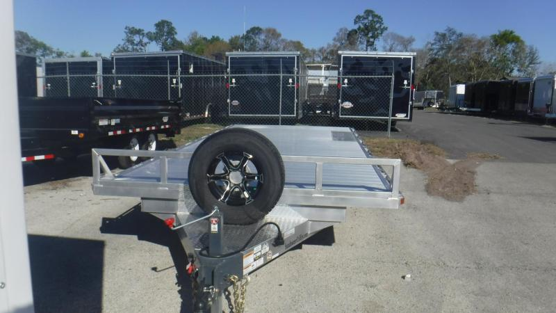 2018 Sundowner Trailers 9624MPBP Equipment Trailer