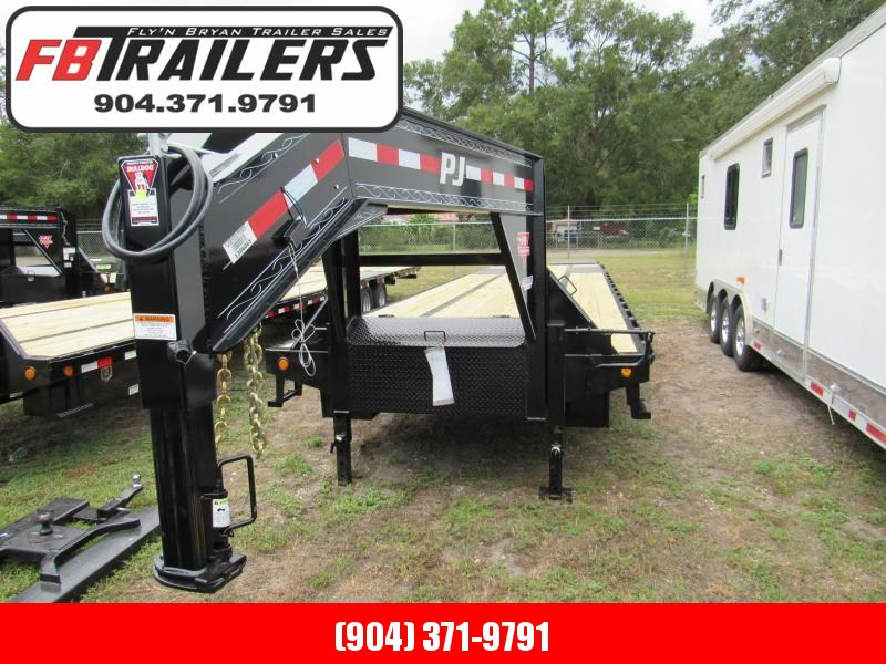 2019 PJ Trailers 35 plus 5 Equipment Trailer