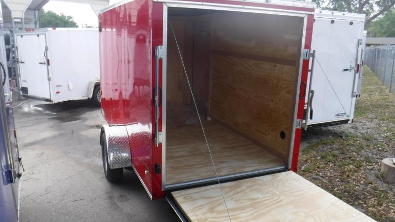 2018 6x12 Enclosed Cargo Trailer by Continental Cargo