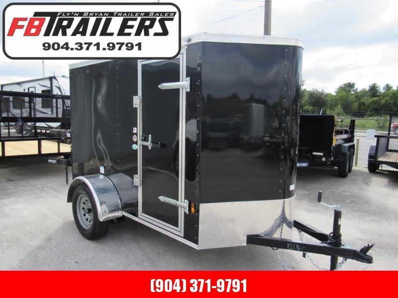 2020 Continental Cargo 5X8 Enclosed Cargo Trailer