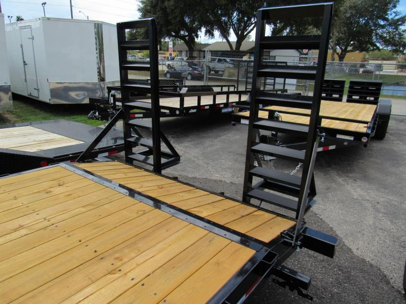 2019 Sure-Trac 20 ft Equipment Trailer