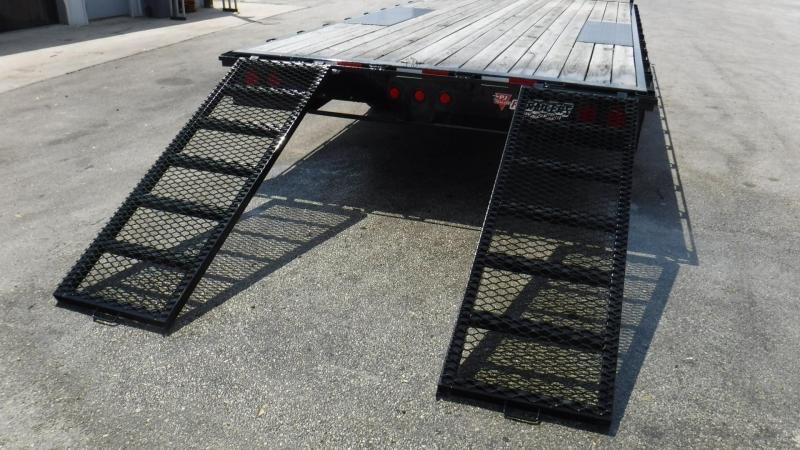 2018 L5202  Light Duty Deck Over by PJ Trailers