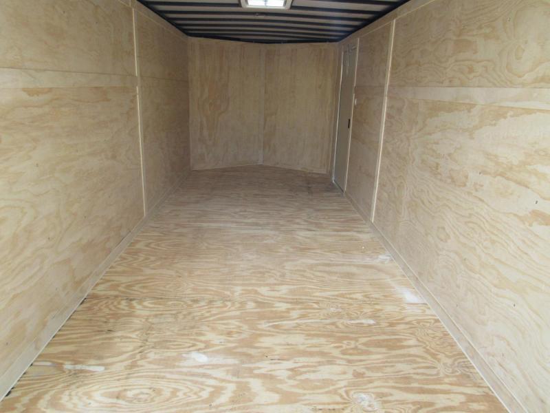 2019 Freedom Trailers 7X16 Enclosed Cargo Trailer