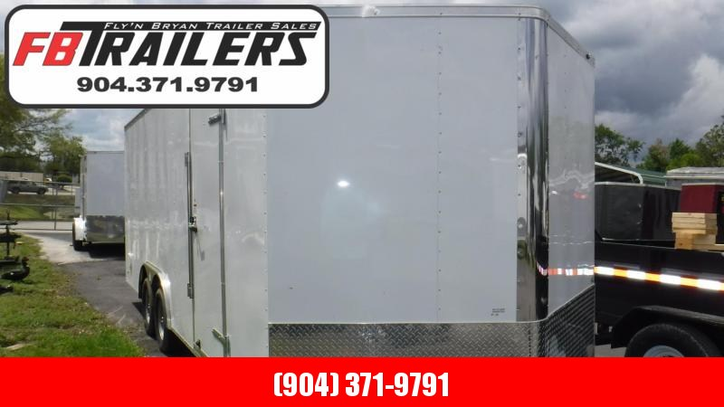 2018 20' Enclosed Race Trailer by Continental  Cargo