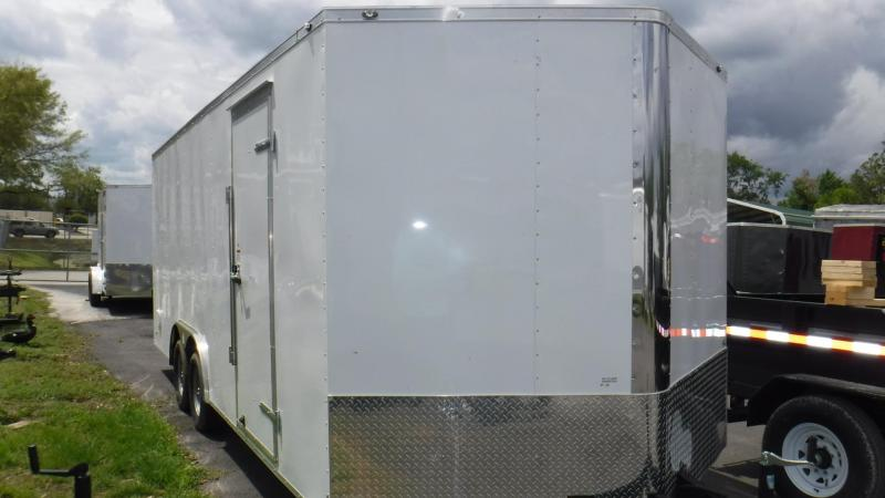 2018 Continental Cargo GANS8.520TA2 Enclosed Cargo Trailer