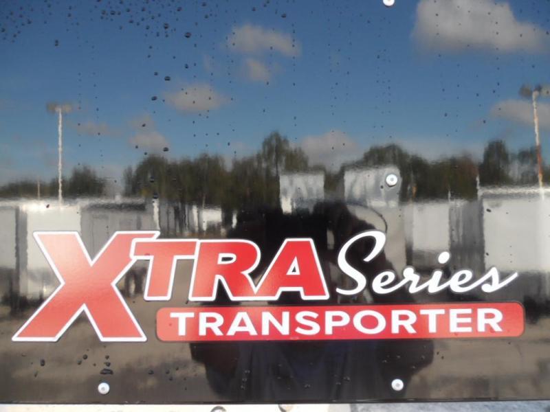 2017 XTRA 42' GN Race Trailer by Sundowner Trailers
