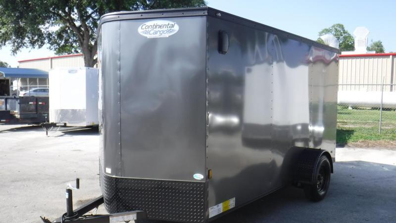 2018 Continental Cargo NS Series Enclosed Cargo Trailer