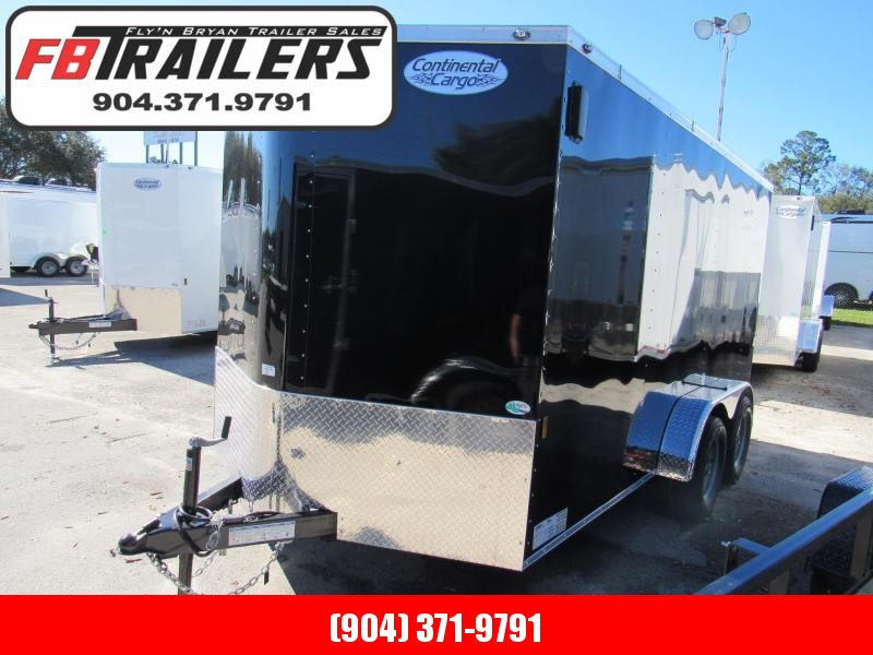 2019 Continental Cargo 14ft Enclosed Cargo Trailer
