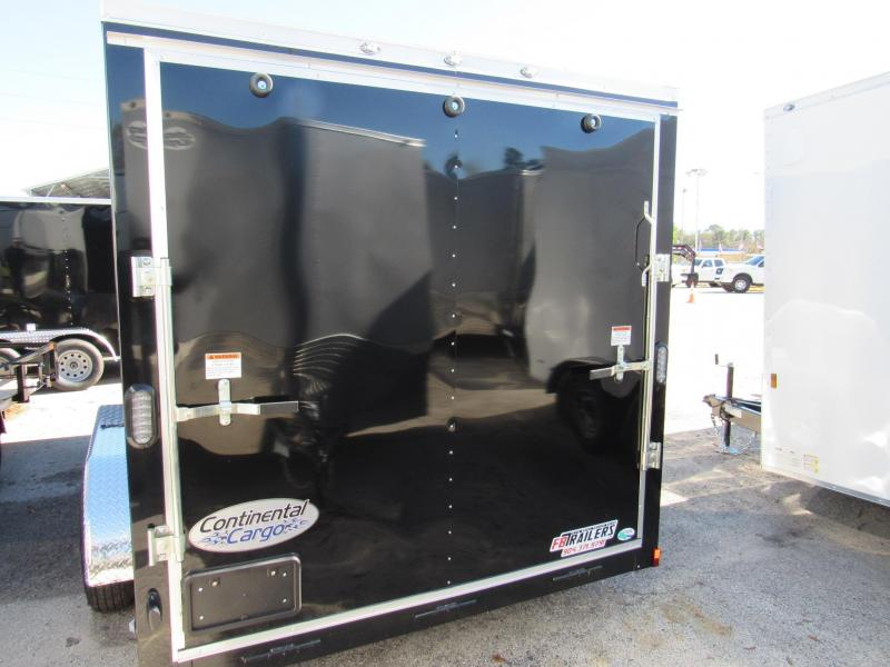 2019 Continental Cargo 14ft Enclosed Cargo Trailer