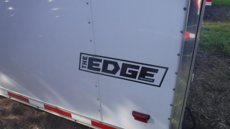 2008  30' Haulmark Edge Race Trailer