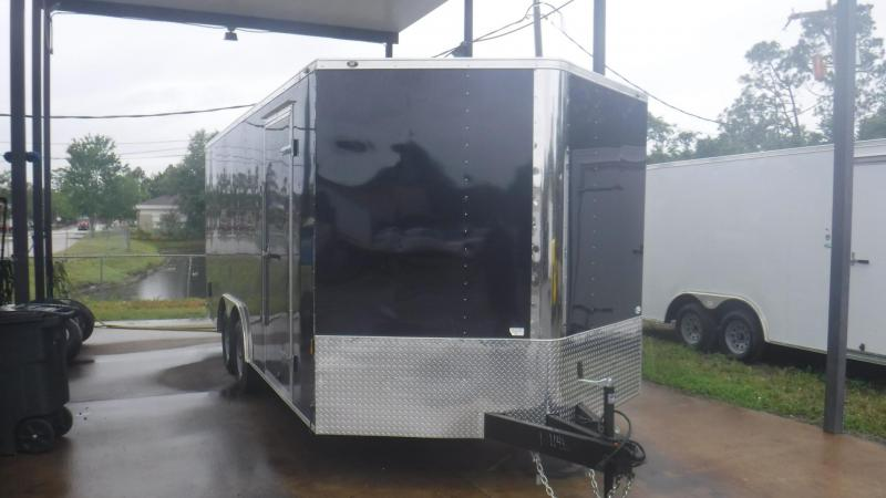 2018 Continental Cargo 8.5X18 Enclosed Cargo Trailer