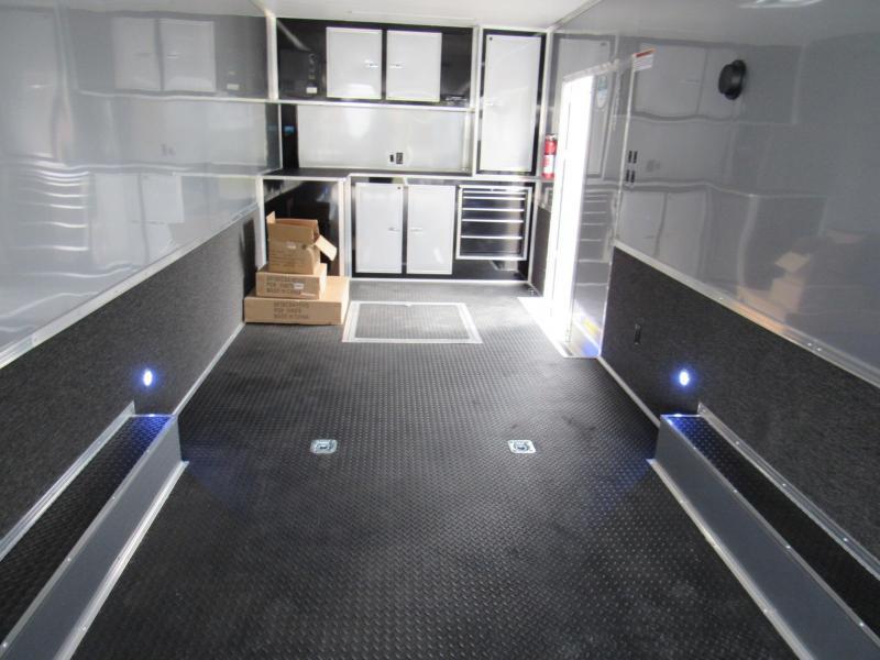 2020 Cargo Mate Eliminator Car / Racing Trailer