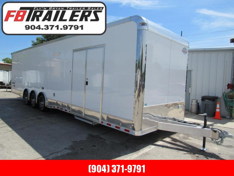 2019 Cargo Mate 34ft Car / Racing Trailer