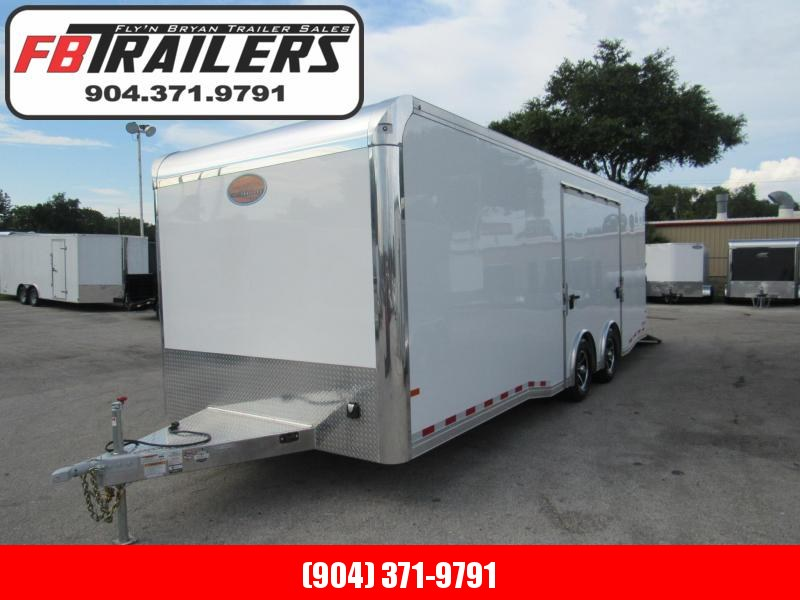 2019 Sundowner Trailers 24 ft With Escape Door Car / Racing Trailer