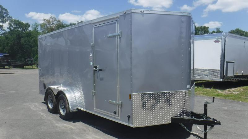 2019 7x16  NS Series Enclosed Cargo Trailer By Continental Cargo