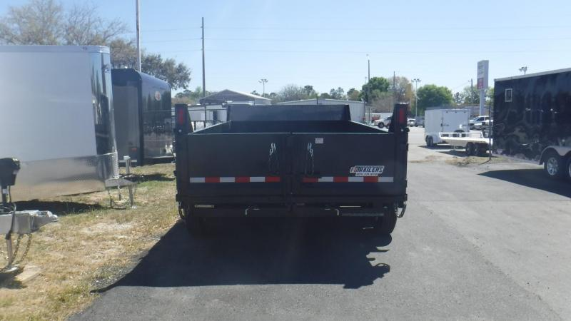 2019 Sure-Trac 7X12 Dump Trailer