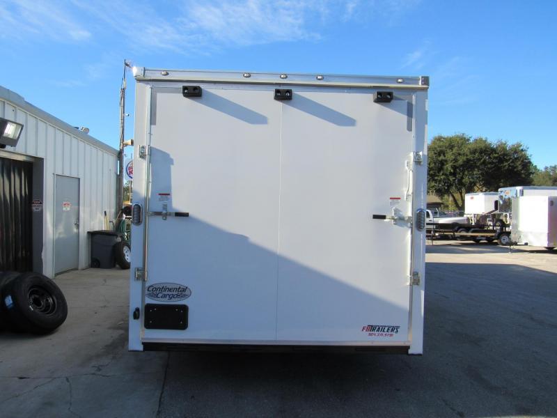 2019 Continental Cargo 30 ft RT Plus Car / Racing Trailer