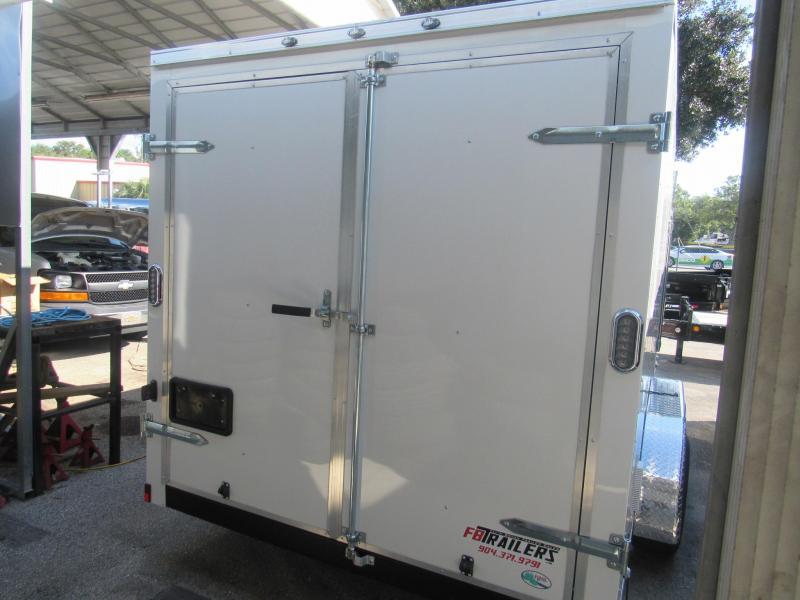 2019 Continental Cargo 7x16 Cargo Doors Enclosed Cargo Trailer