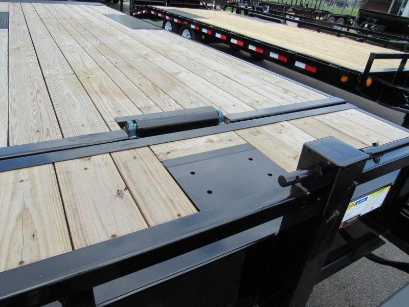2020 24ft Deckover Power Tilt Equipment Trailer