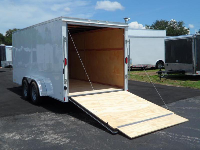 2017 7x16 NS Series Enclosed Cargo Trailer by Continental Cargo