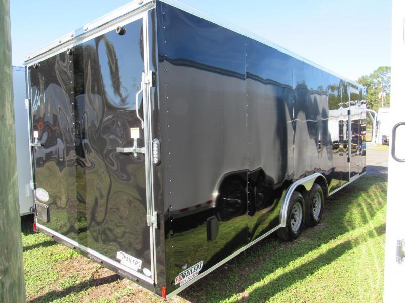 2019 Continental Cargo 24 Ft Car / Racing Trailer