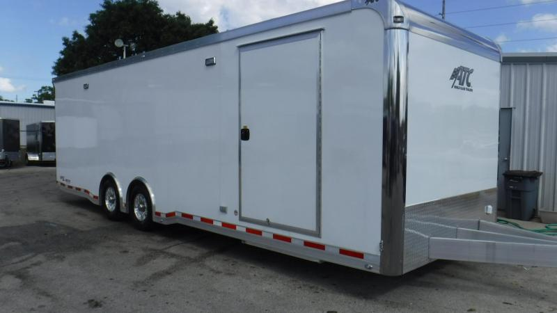 2017 28' Quest 405  Race Trailer by ATC