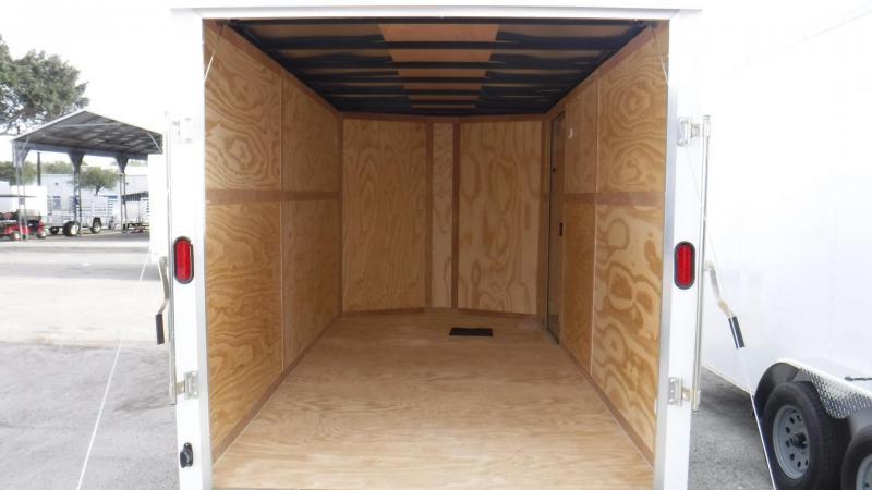 2018 7x14 Enclosed Cargo Trailer by Continental Cargo