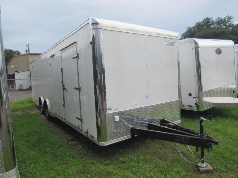 2018 30'  Spread Axle RT Plus  Racing Trailer by Continental Cargo