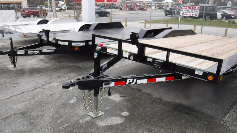 "2018 PJ Trailers 20' x 5"" Channel Buggy Hauler  By PJ Trailers"
