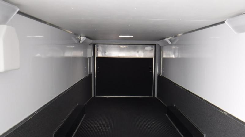 2018 28' Enclosed Race Trailer by Continental Cargo